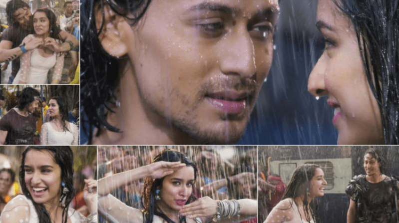 Post launching a soothing song 'Sab Tera', a new song 'Cham Cham' from Shraddha Kapoor and Tiger Shroff starrer 'Baaghi' has just made its way online.