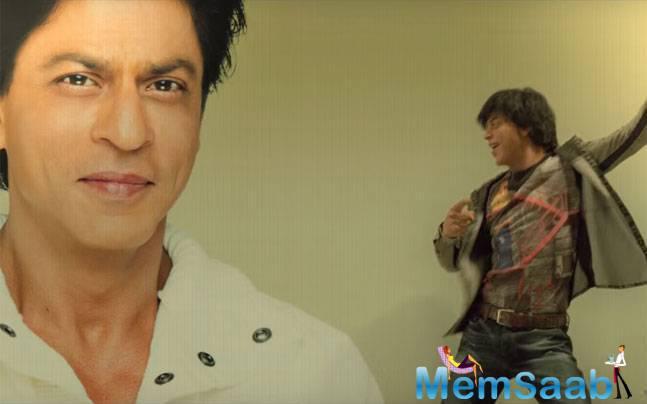 Maneesh, who acted as an assistant director on Aditya Chopra's Rab Ne Bana Di Jodi, said that Shah Rukh is like an open book.