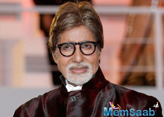 Megastar Amitabh Bachchan, yesterday, commenced the final days of shooting his forthcoming Shoojit Sircar movie 'Pink'.