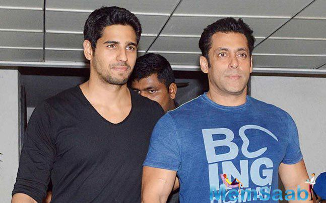 Sidharth Malhotra said he had no clue about the controversy but thinks the jury made the correct decision.
