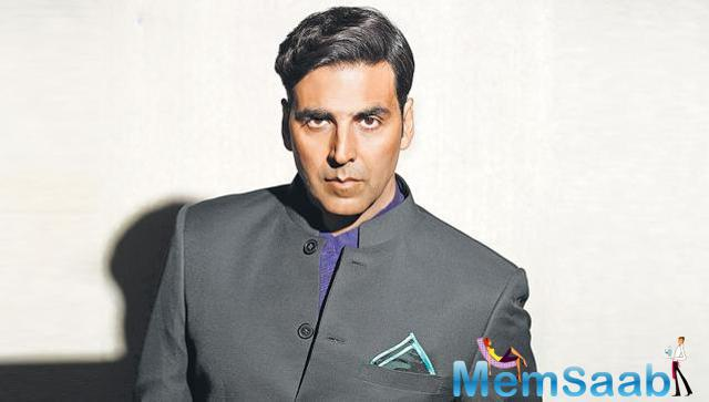 Earlier, Akshay Kumar was approached for the project, and he also liked the script, but due to Akshay's date issue and other commitments, forced the makers to look for someone else.