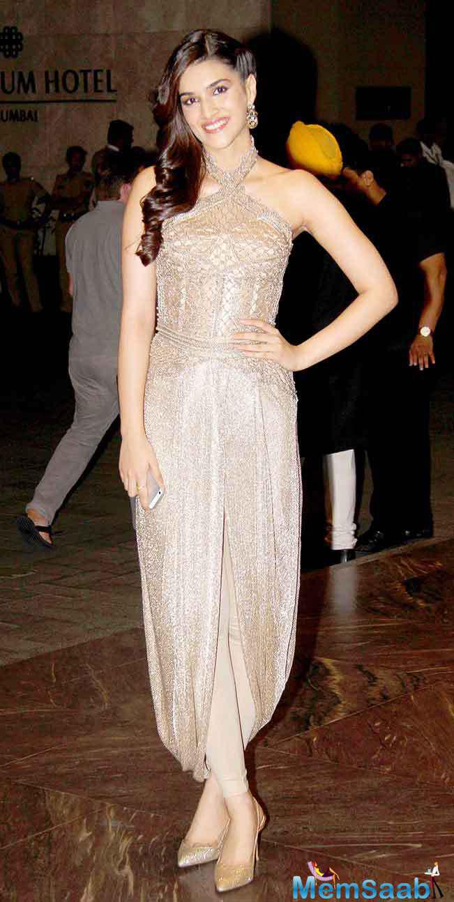 Kriti Sanon, who last seen in Dilwale opposite Varun Dhawan, said She is most attached to the character she plays in Raabta.