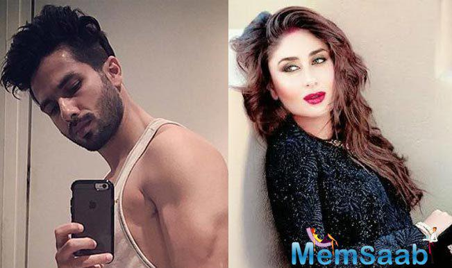 Shahid and Kareena are a part of 'Udta Punjab', but they are not paired together.