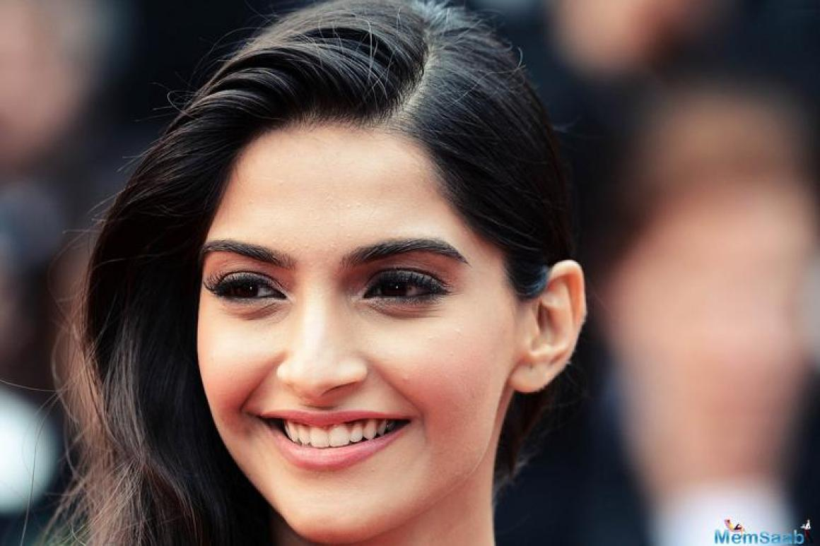 The movie, which was a biopic on Neerja Bhanot released earlier this year and has been gaining Sonam accolades and fans alike for her performance. The film  directed by Ram Madhvani