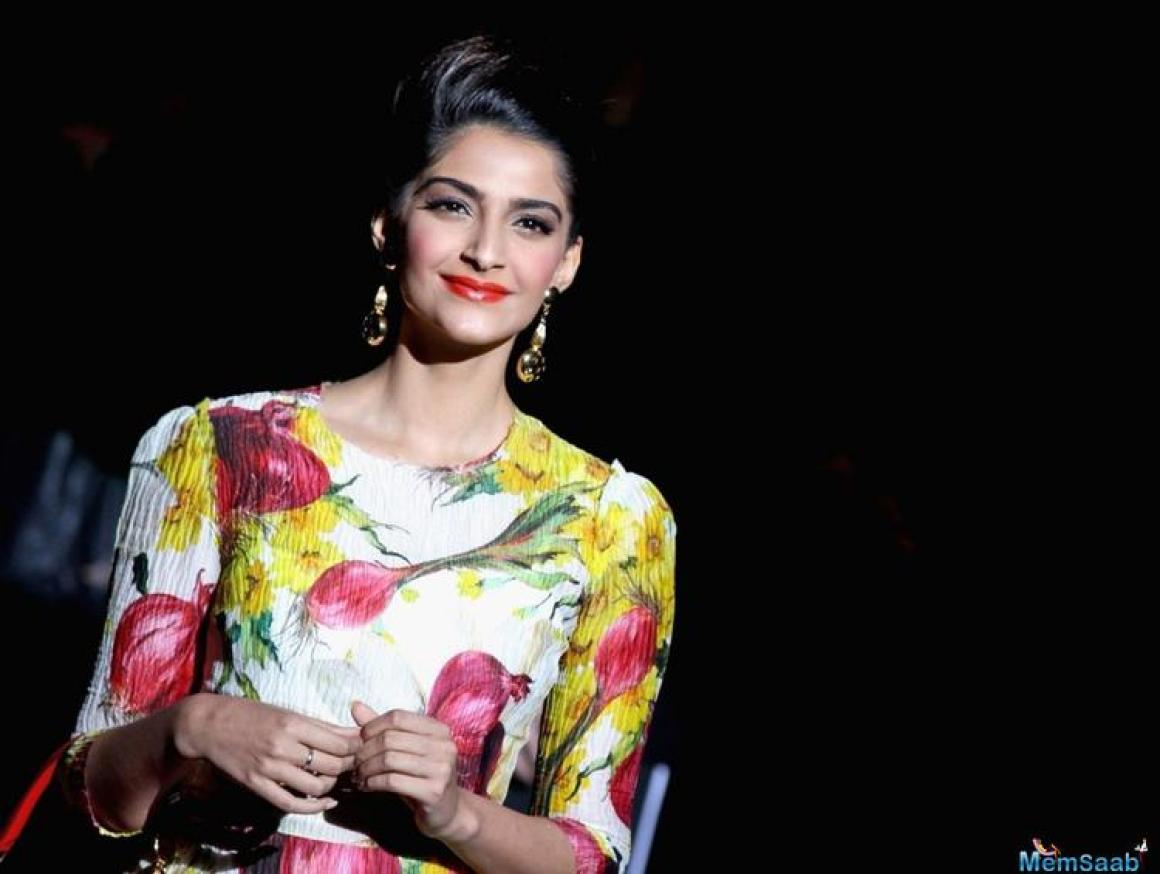 Sonam Kapoor is flying high after winning the best actress award at the Indian Film Festival Melbourne on August 12, for her effortless portrayal of a fearless air hostess, in thriller Neerja.