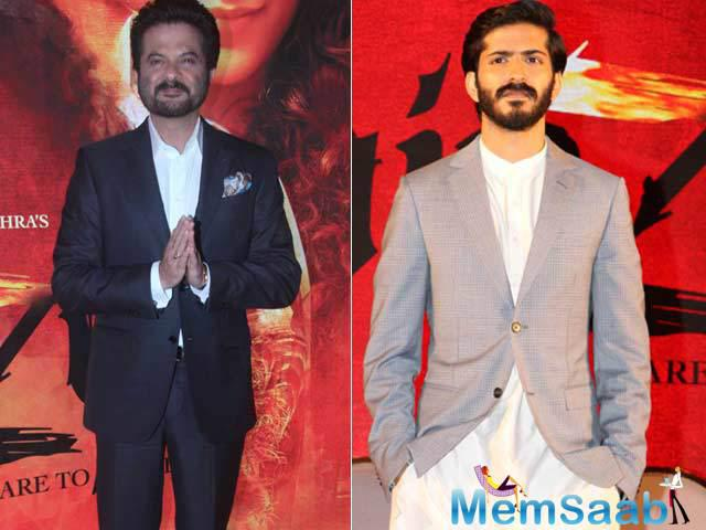 It is always a proud moment for a father to see his son stepping into his shoes. Harshvardhan Kapoor is the youngest son of Bollywood actor Anil Kapoor and Sunita Kapoor.