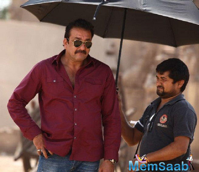 To put the full justice in his upcoming role takes lessons from stuntmen, so these days he is busy meeting with stuntmen.