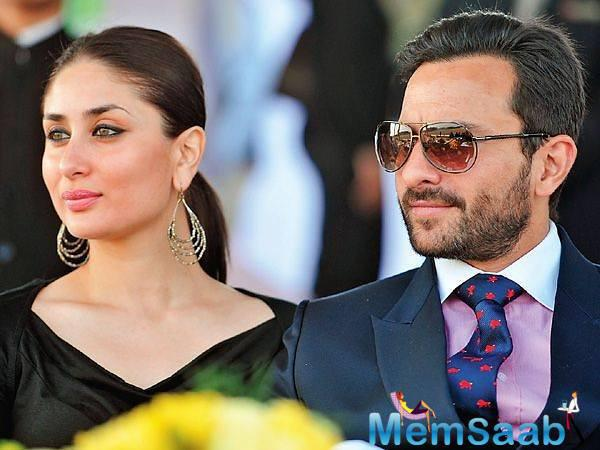 She was seen having a good time shooting for the episode of Vogue BFFs.From the actress, we come to know her husband Saif has already decided to name their child as Saifeena