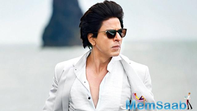 SRK will be seen in Gauri Shinde's forthcoming movie Dear Zindagi opposite Alia Bhatt.