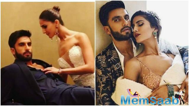 Vaani Kapoor and Ranveer, who will next be seen in  Aditya Chopra's Befikre, here they have featured on the cover of October edition of Harper's Bazaar Bride.