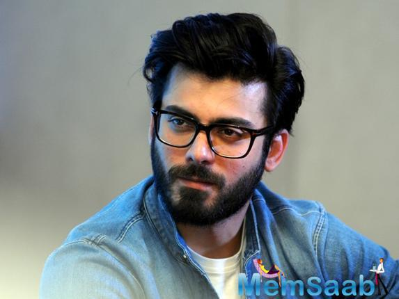 "Interestingly, Fawad has shown a keen interest and will respond as soon as the present situation cools down. We are hoping he agrees to play the lead musician in the film,"" Narayan stated."