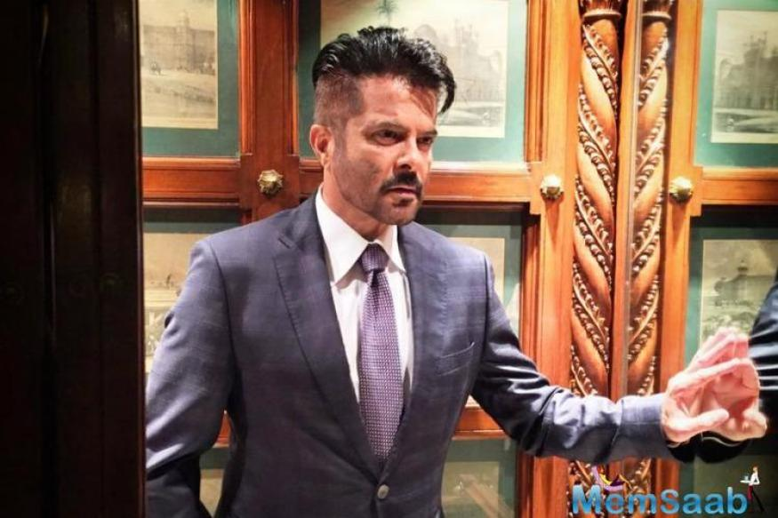 There are people who age gracefully, and then there is Anil Kapoor who takes that phrase to a whole new level.The 59-year-old actor posted a snap of himself in a chic gray suit, sporting a brand new hairstyle.