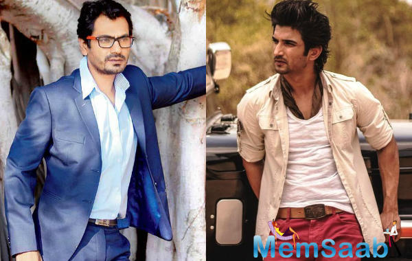 Chanda Mama is a Sci-Fi film, this should be Bollywood's first space film as he has never seen any such project in the past, Sushant said.