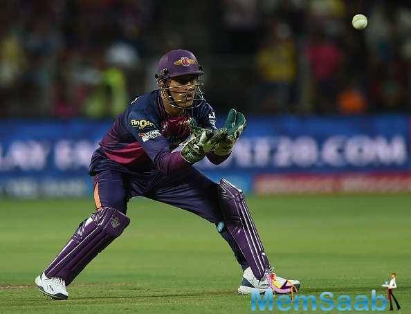 We have conveyed the decision to Dhoni. He is a thorough professional. Dhoni and Smith share a great rapport. MS is ready to help him on the battlefield.