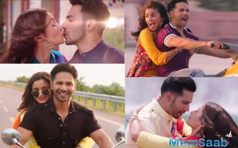 Varun Dhawan and Alia Bhatt have delivered yet another box-office hit.