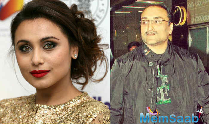 Like other star parents, Rani Mukerji also like to share pictures of her little one with their fan base on social media, But she is an exception.