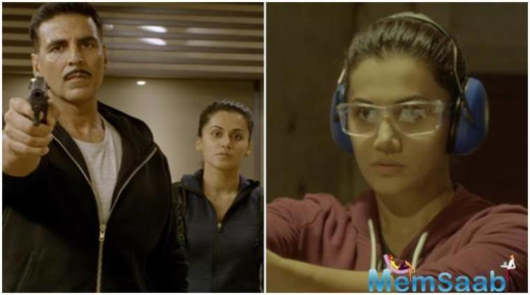 According to a source, 'Naam Shabana', the protagonist of this Shivam Nair-directorial is a real spy.