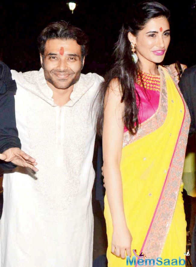 Bollywood actress Nargis Fakhri has responded to reports of her planning to get married to actor Uday Chopra.