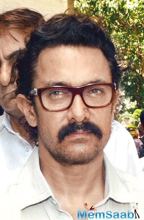 Aamir feels that Fatima who had portrayed the character of his daughter in 'Dangal' is the right choice for this film as well.