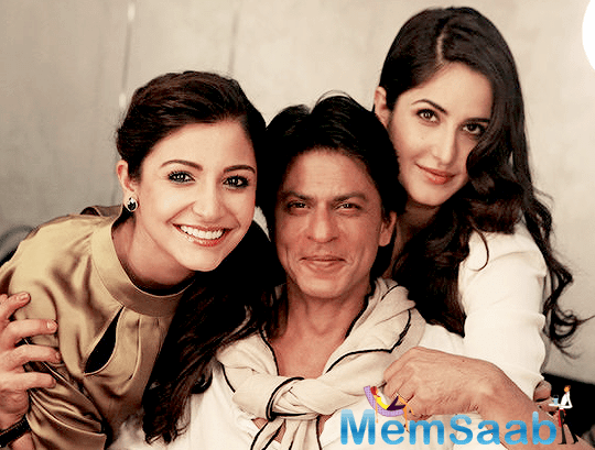 If sources to be believed, Anushka will be seen playing a mentally challenged girl. The three had earlier starred together in Yash Chopra's swan song 'Jab Tak Hai Jaan'.