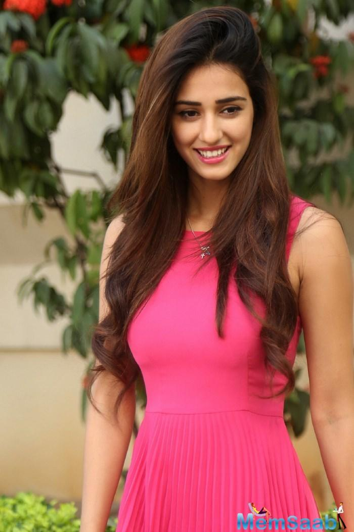 Disha Patani wooed the entire nation with her innocence and charm in 'M.S. Dhoni: The Untold Story' alongside Sushant Singh Rajput.