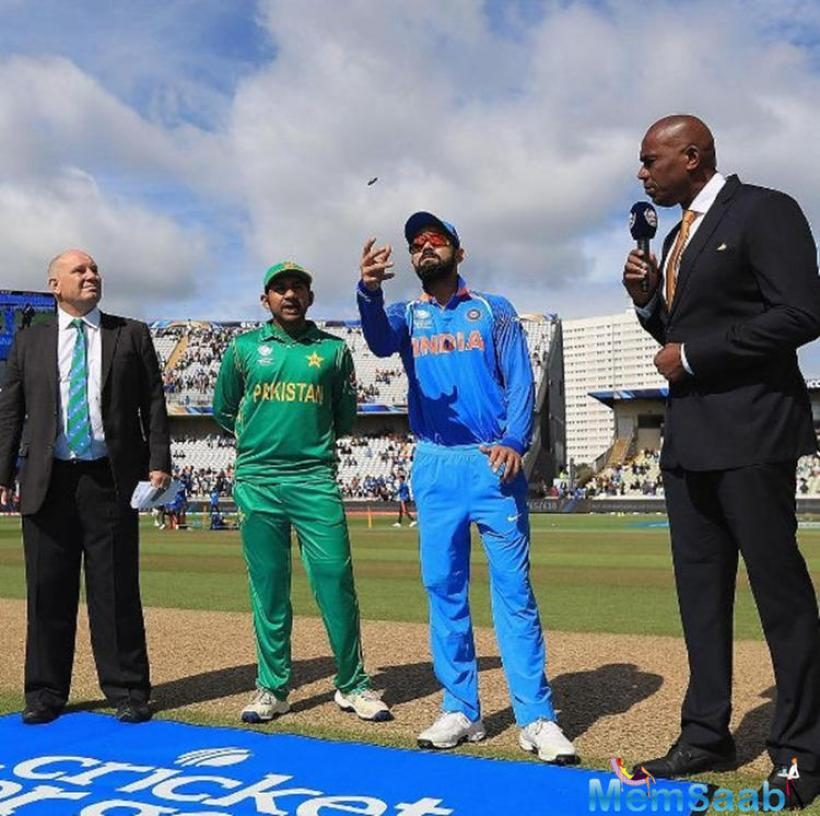 India crushed Pakistan by 124 runs to win their first ICC Champions Trophy 2017 match at Edgbaston in Birmingham on Sunday.