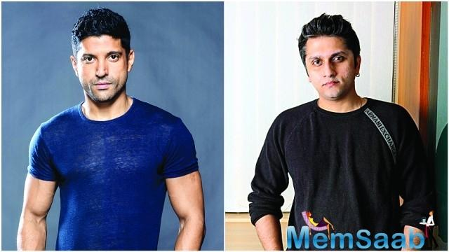 In a statement, Mohit said that he approached Farhan along with Goldie Behl and Farhan really liked the script.