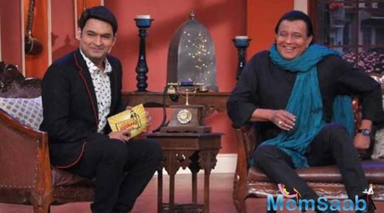 The show also features Sudesh Lahiri, Ali Asgar, Sanket Bhosle, Sugandha Mishra and Ridhima Pandit.