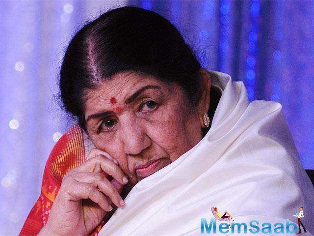 """Lata is scared about the intricacies involved. She reveals, """"The police has taken over the matter. So, I've nothing to worry about. But I am scared by this woman's wherewithal."""