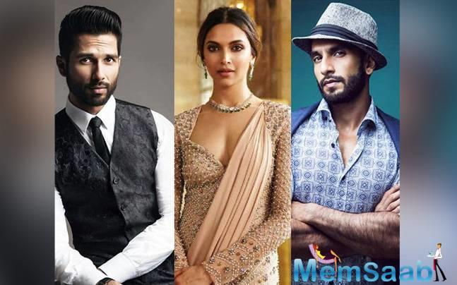Meanwhile, the trailer of Padmavati is getting huge love from the people. The looks of the starcast, especially Ranveer's, are getting lots of praise.