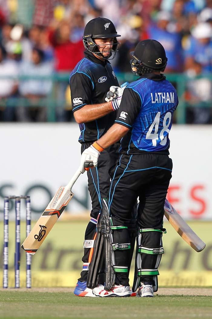 Kali was clearly the champion of the Indian innings and his partnerships – 73 with Dinesh Karthik (37 of 47) and 57 with MS Dhoni (25 of 42) made sure India did not suffer middle-order collapse.