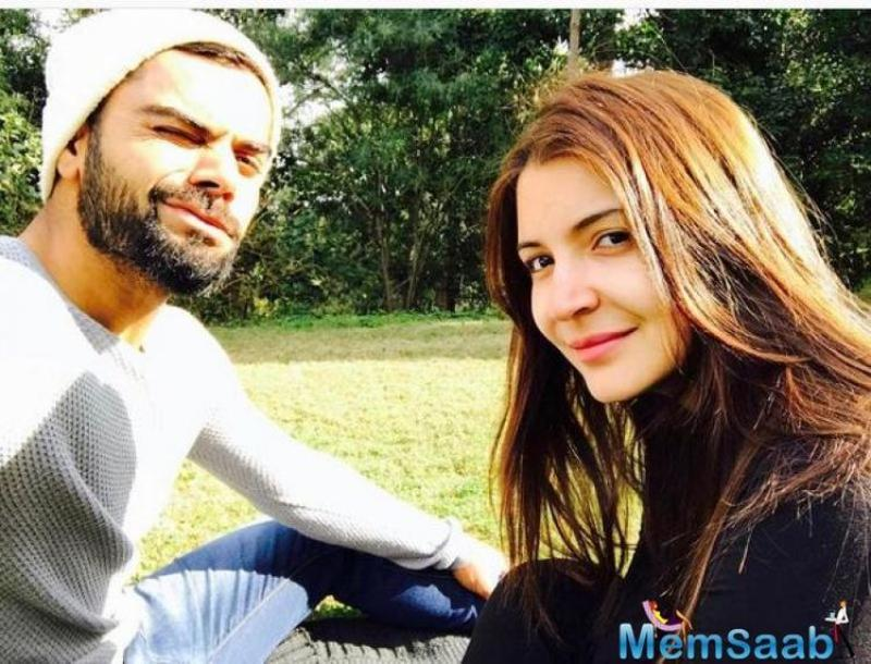 Despite rumours of a break-up between the two in 2015, Kohli had later clarified them, stating that Anushka had complete backing when fans lashed out at the actress for Kohli's poor performance during the time.