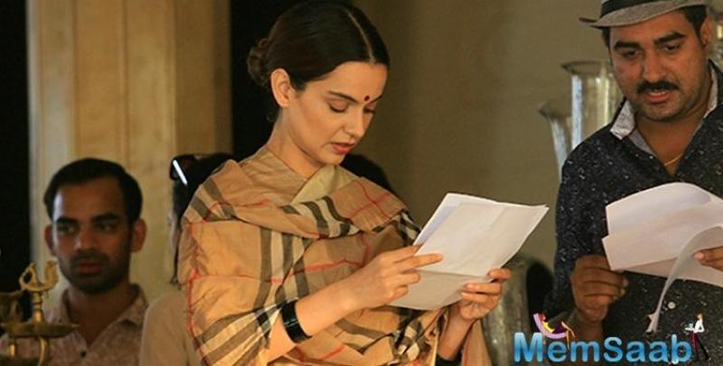 Kangana Ranaut plays the title role of Rani Laxmibai. The film also marks the Bollywood debut of TV actress Ankita Lokhande.