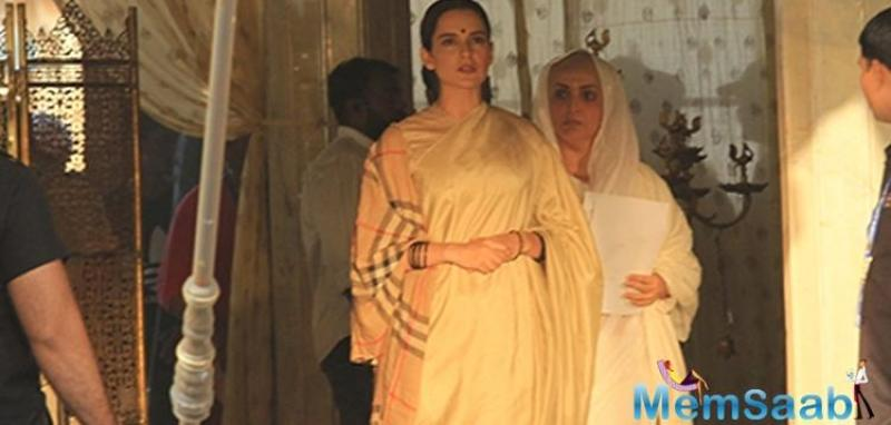 Simran failed miserably at the box office and now fans just eagerly wait to see Kangana as Rani Laxmibai in Manikarnika: The Queen Of Jhansi.
