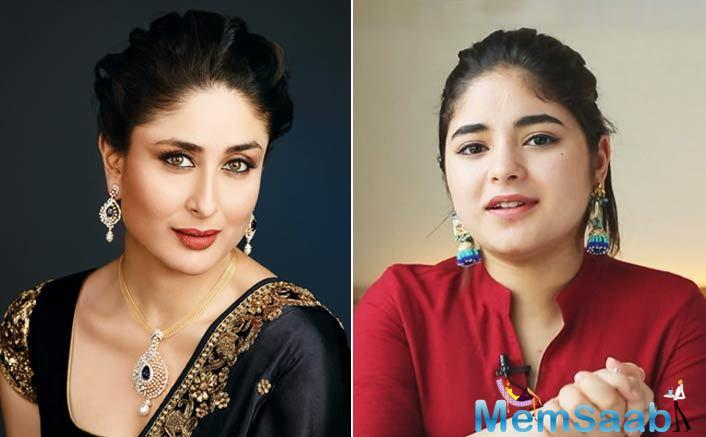 She was asked to comment on teenage actress Zaira Wasim's alleged harassment by a middle-aged man during a flight.