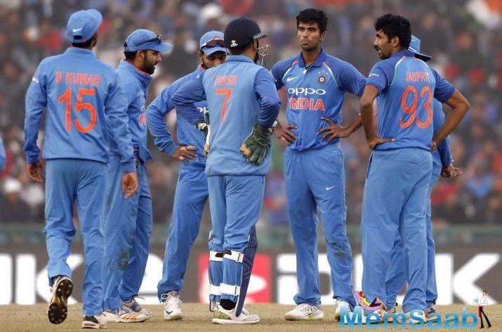 India levelled the three-match series with a massive 141-run win at Mohali.