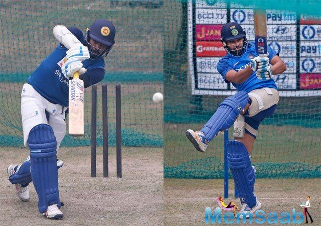 Such was the pace of Rohit's 153-ball unbeaten 200 that after notching his ton in 115 deliveries, he smacked the next one in just 36 balls.