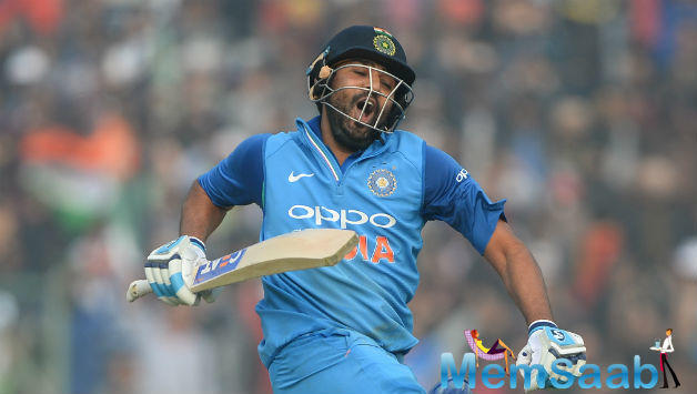 Rohit's three double hundreds, a feat that was unthinkable at one point in time, are testimony not only to his talent but his ability to get rid of the cobwebs in his mind.