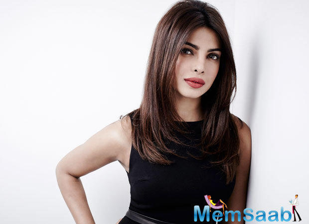 While the film's makers are mum about it, Priyanka, who has long been rumored to be playing the Sharma's wife in the biopic, said Aamir is not attached to film anymore.