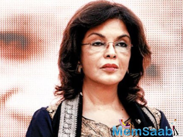 After failing to convince Mohammed, the veteran actress approached the Juhu police and filed a complaint against him.
