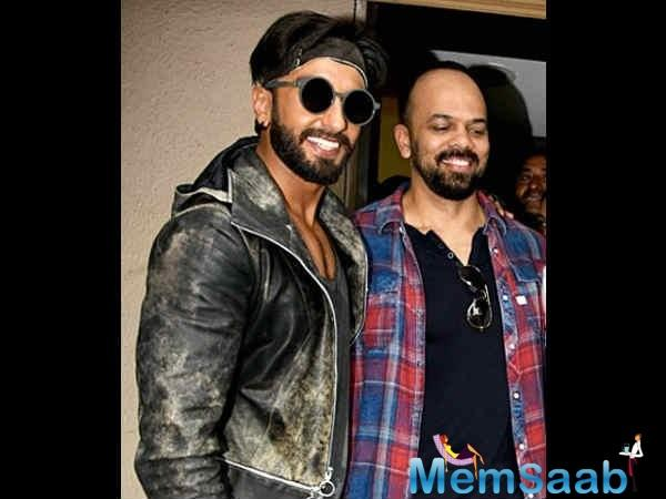 The actor also admits people have been waiting to see the Rohit and Ranveer combination.