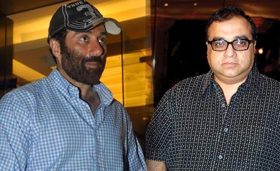 They worked together in some popular movies like Ghayal and Damini in the past, but Rajkumar Santoshi and Sunny Deol could be working on a movie together again.