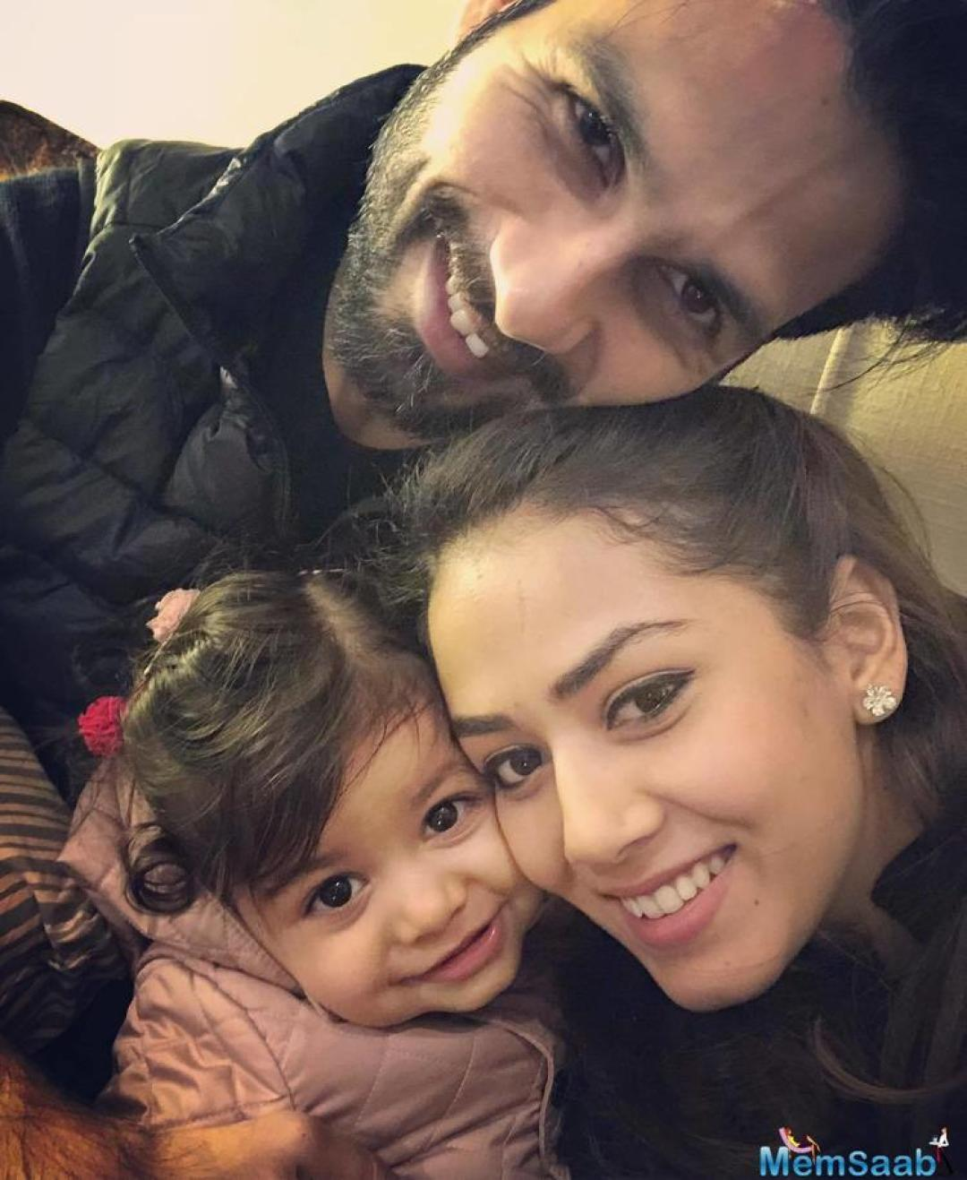 Shahid doesn't want his darling daughter Misha to be exposed to the glare at such a tender age.