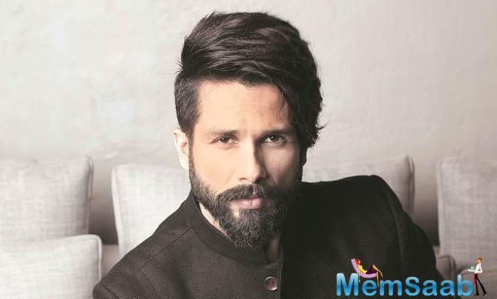 A source says, Shahid has developed a great rapport with Prernaa Arora [one of the producers of KriArj Entertainment] in the course of Batti Gul shoot.