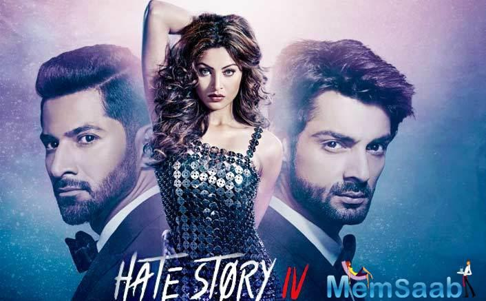 Hate Story IV has a decent first week at the box office as 20.25 crore* came in.