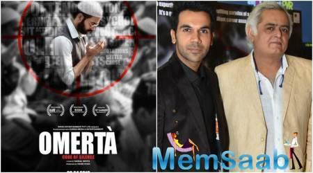 'Omertà' claims to be the true story of one of the most dreaded terrorists of our times.