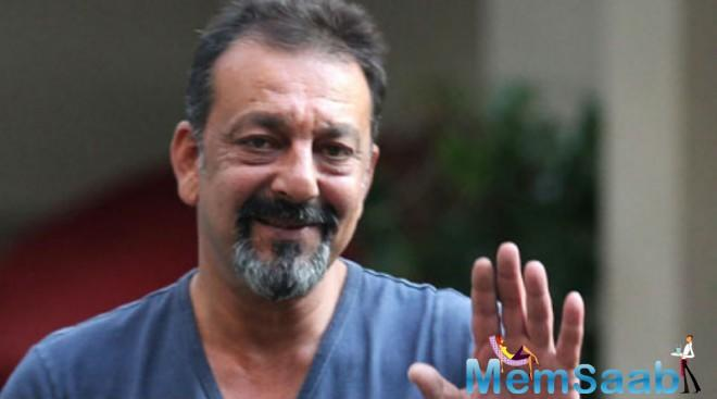 Sanjay Dutt was a superstar who tried to make his comeback with 'Bhoomi' in 2017, but it appears that he's in no mood to get back on track.