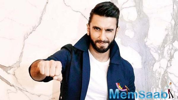 Ranveer Singh now has a train named after him in Switzerland.