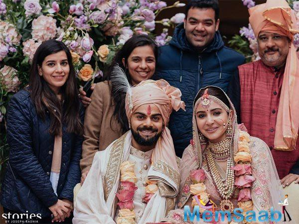 As for Anushka, neither Deepika nor Ranveer ever spoke to her or Virat on social media, till Anushka recently cheered for Deepika's Cannes look.