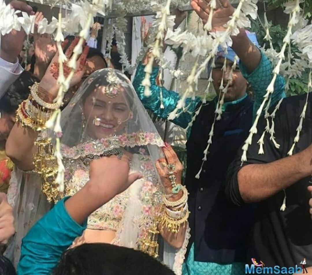 Rubina Dilaik is getting married today in Shimla's Woodville Palace.